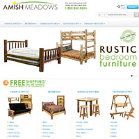 Amish Meadows Online Store