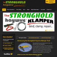 Stonghold Haywire Klamper Tool