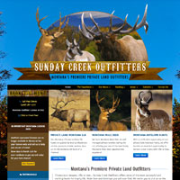 Sunday Creek Outfitters Website