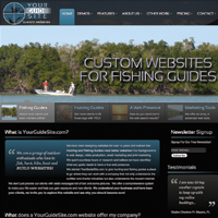 YourGuideSite.com Hunting & Fishing Guide Websites